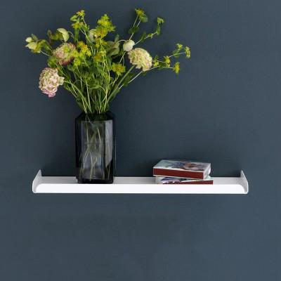 Etagère plate LEDGE blanc