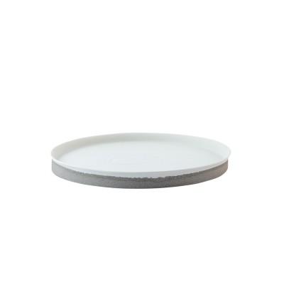 Blue Platter Concrete