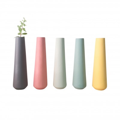 Vase pastel