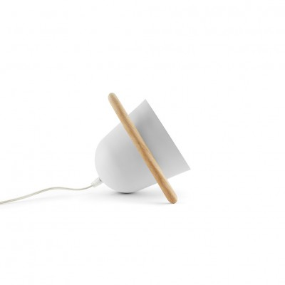 Lampe nomade blanche