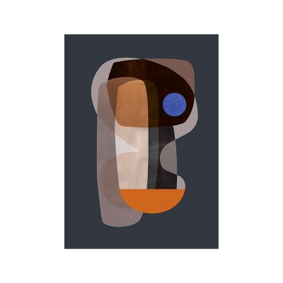 Illustration Cubisme Abstrait