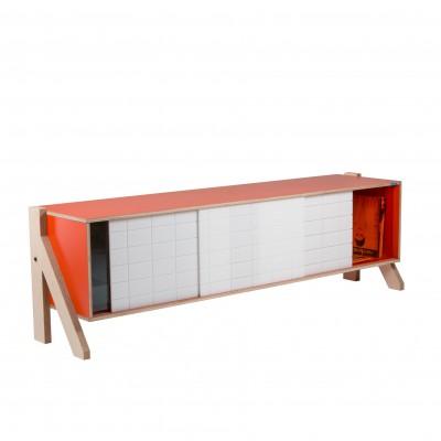 Frame Sideboard 3 doors