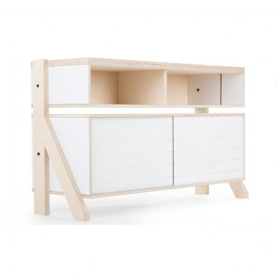 Frame Sideboard 02 2 doors