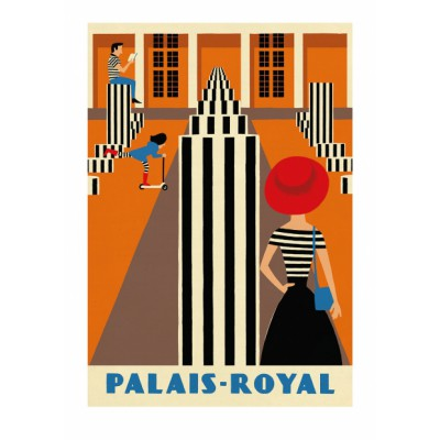 "Affiche ""Palais Royal"""