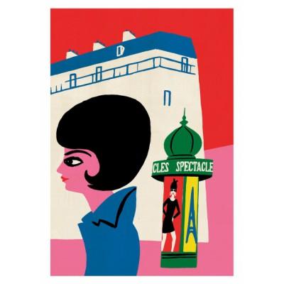 """Parisienne"" Print"