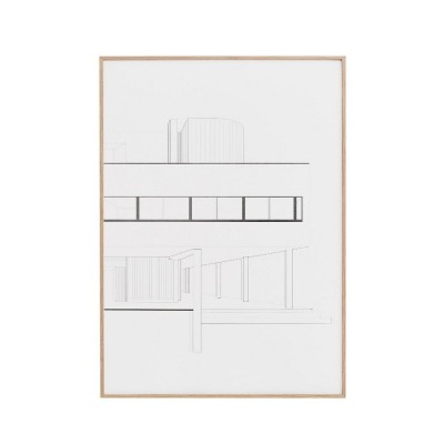Illustration Villa Savoye