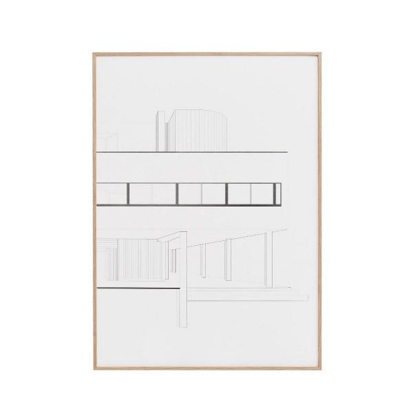 Illustration Villa Savoye