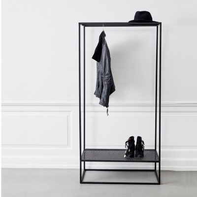grid coat stand