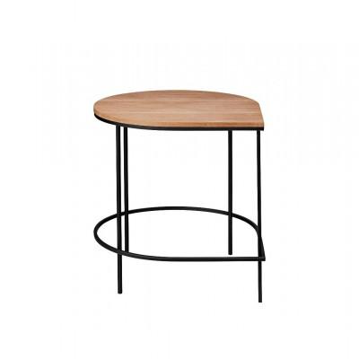 Table Goutte Plateau bois