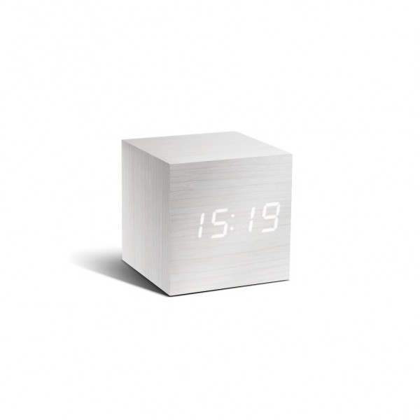 reveil au carr blanc arne concept. Black Bedroom Furniture Sets. Home Design Ideas