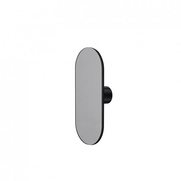 Ovali Mirror black Hook