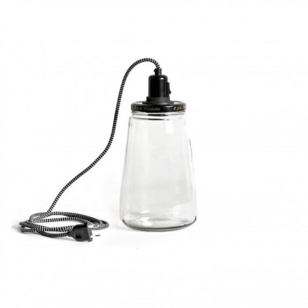 Lampe pot
