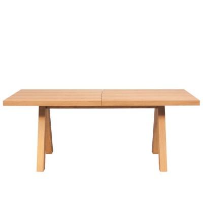 Table modulable Chêne