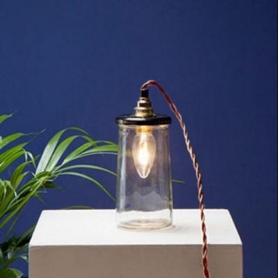Petite lampe pot
