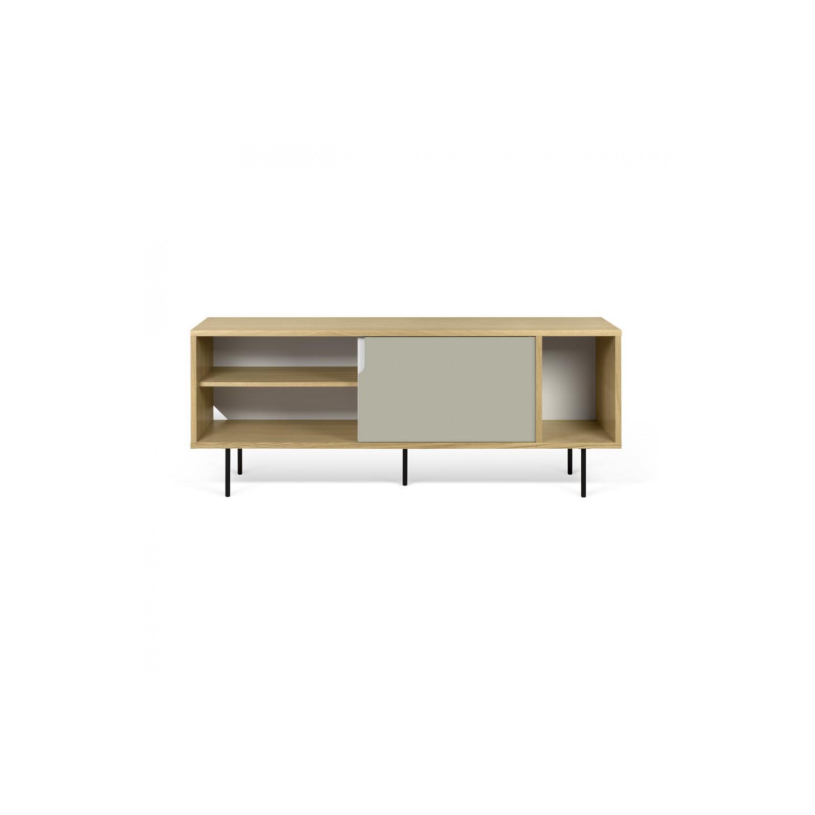 buffet danois blanc et gris arne concept. Black Bedroom Furniture Sets. Home Design Ideas