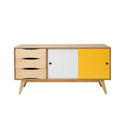 Sideboard Sosixties 150 Oak