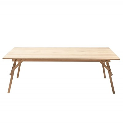 Table chevalet