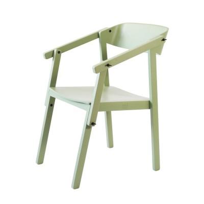 Armchair Atelier green