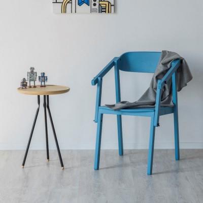 Armchair Atelier blue