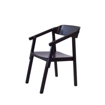 Armchair Atelier noir