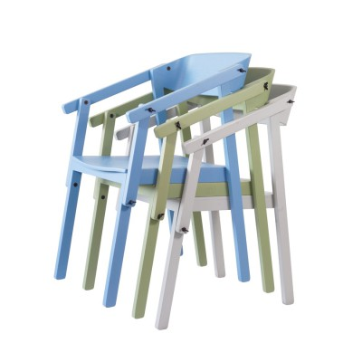 Armchair Atelier grey