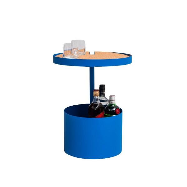Table Bar Bleu