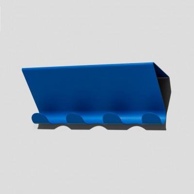 Etagère à Dents bleue
