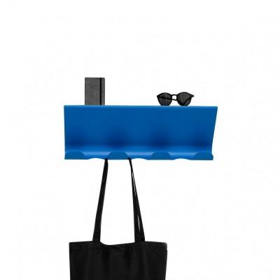 Hal shelve blue