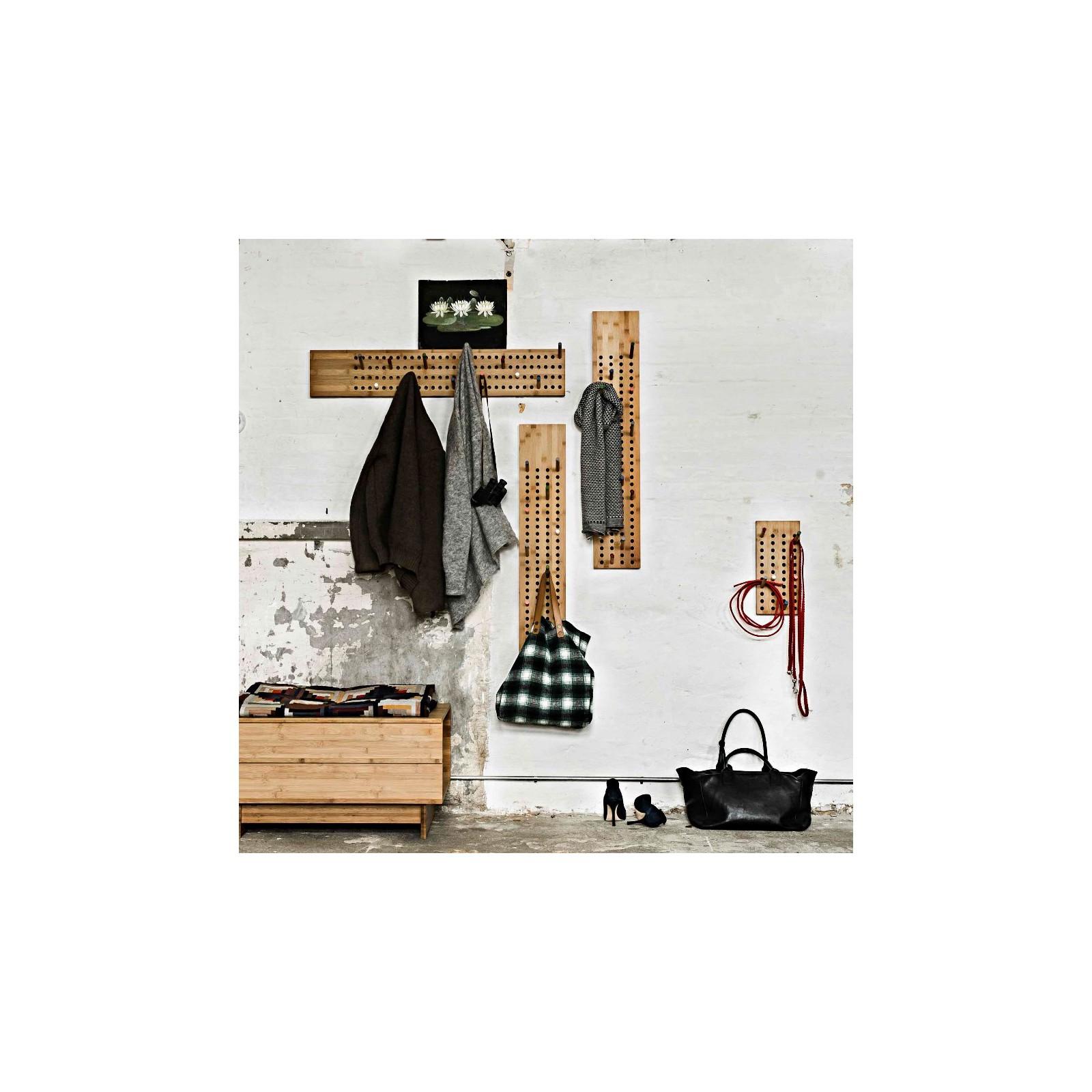 grand porte manteaux bambou arne concept. Black Bedroom Furniture Sets. Home Design Ideas