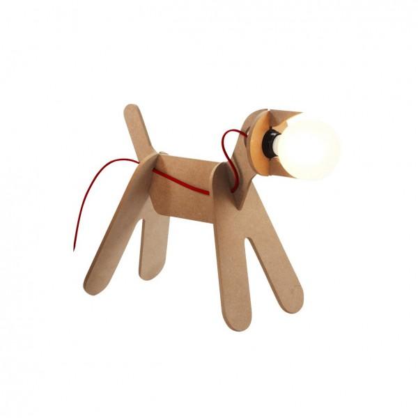Lampe chien