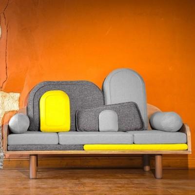 Couchino Sofa Yellow