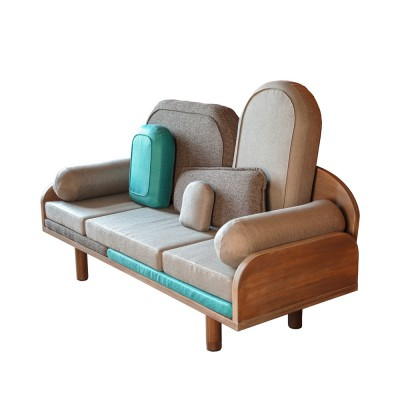 Couchino Sofa Outremer Blue
