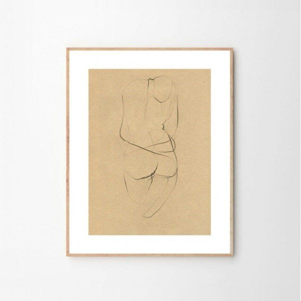Illustration Nude 02
