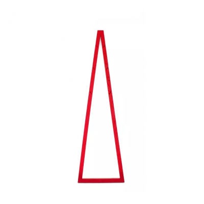 Porte-manteaux Triangle rouge