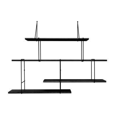Setup 2 – True Black Shelves