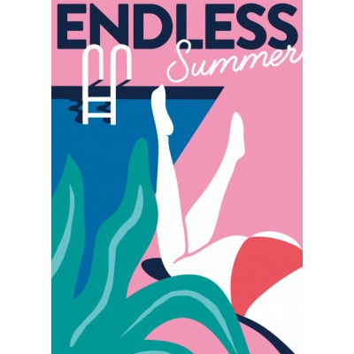 "Illustration ""Endless Summer"""