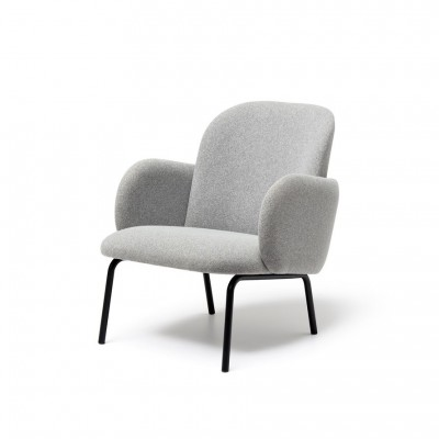 Dost grey lounge chair