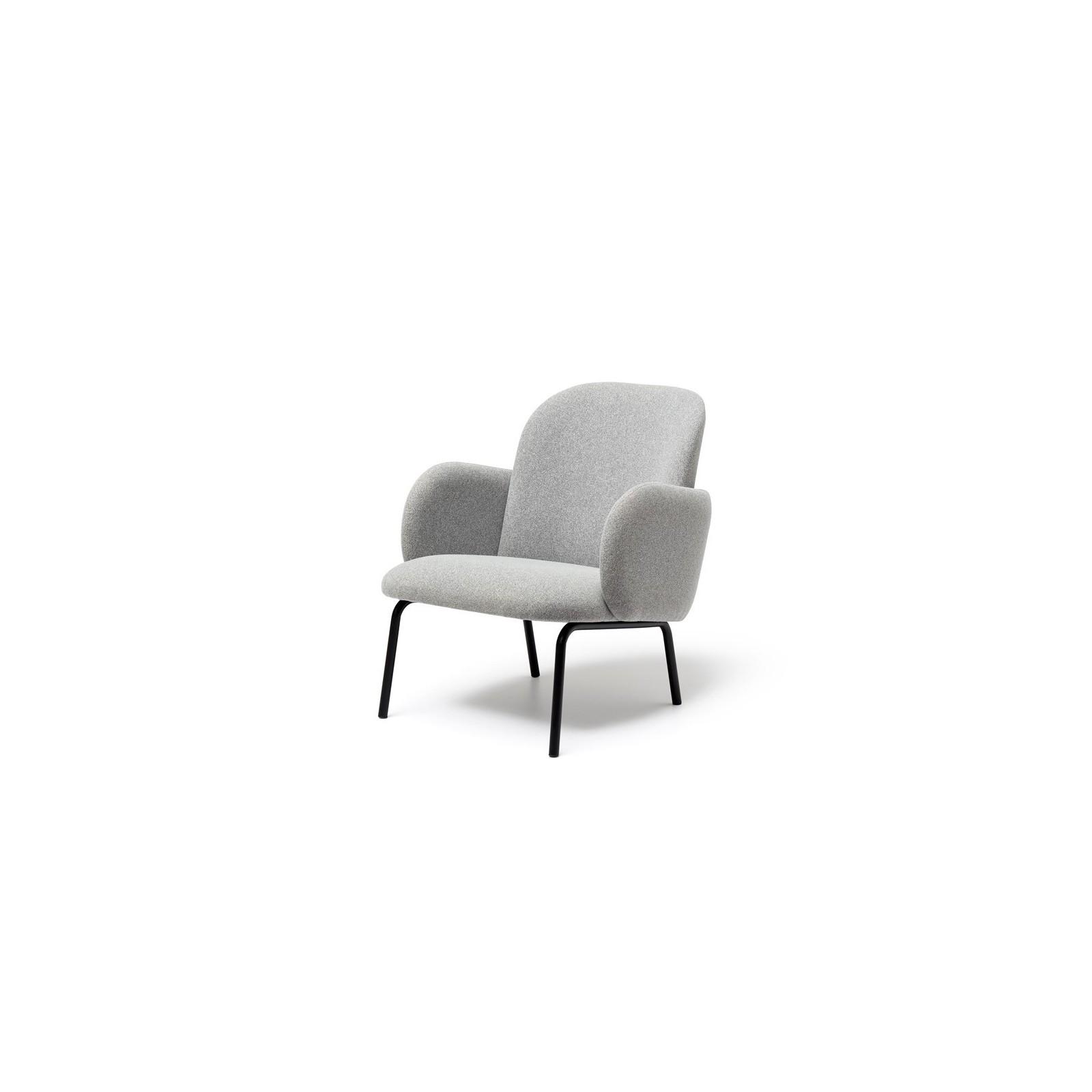 fauteuil confort gris clair arne concept. Black Bedroom Furniture Sets. Home Design Ideas
