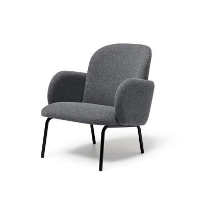 Fauteuil Confort gris foncé