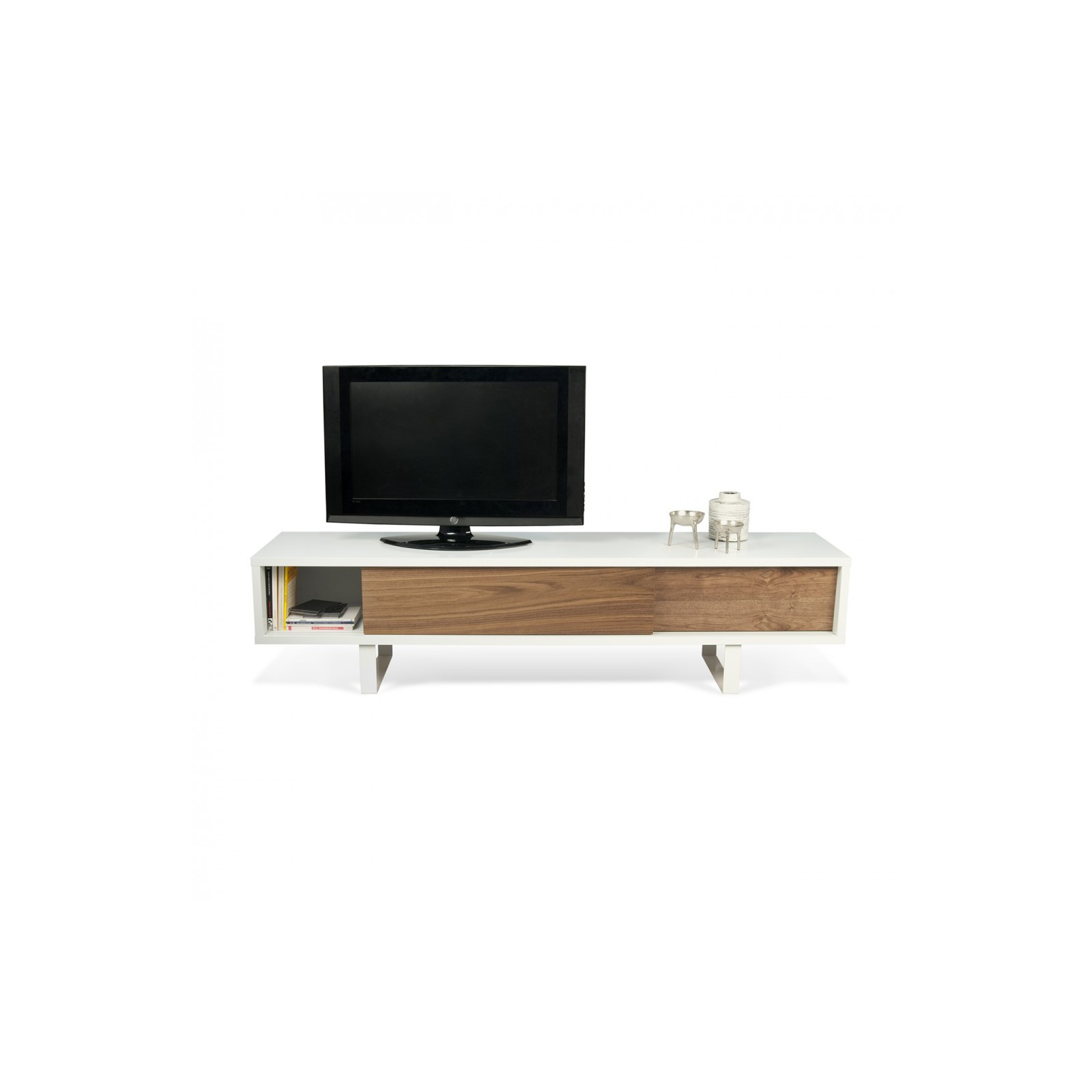 meuble tv fin havane arne concept. Black Bedroom Furniture Sets. Home Design Ideas