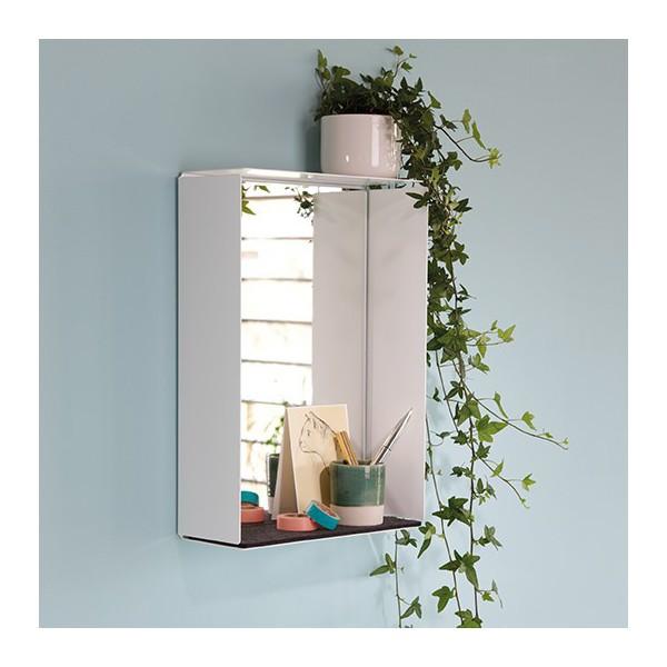 Boite miroir
