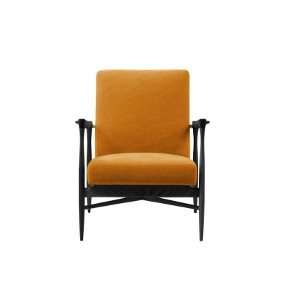 Fauteuil Floating Ocre