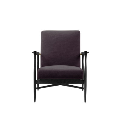 Fauteuil Floating Prune
