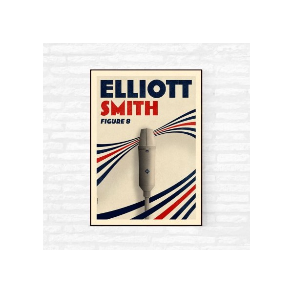"Illustration ""Elliott Smith"""