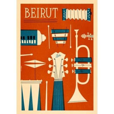 "Illustration ""Beirut"""