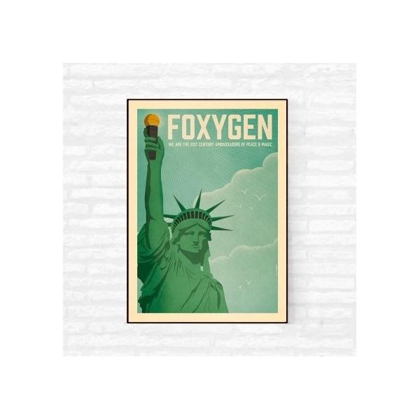 "Illustration ""Foxygen"""