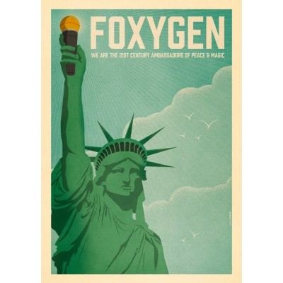 "Illustration ""Foxygen"""