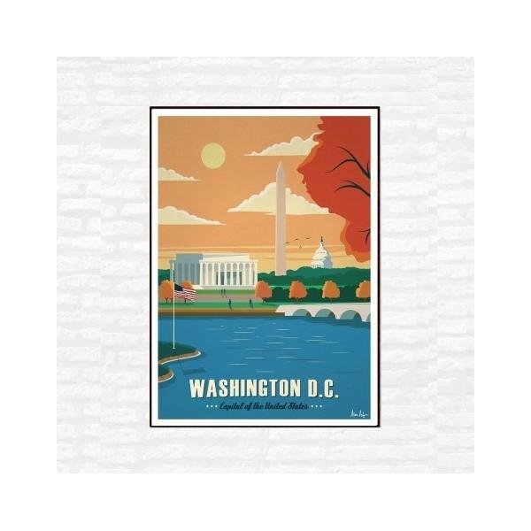 """Illustration """"Washington"""""""