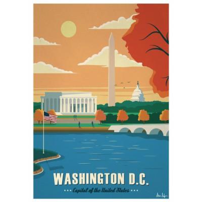 """""""Washington"""" Illustration"""