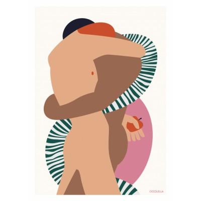 """""""Adam & Adam"""" illustration"""